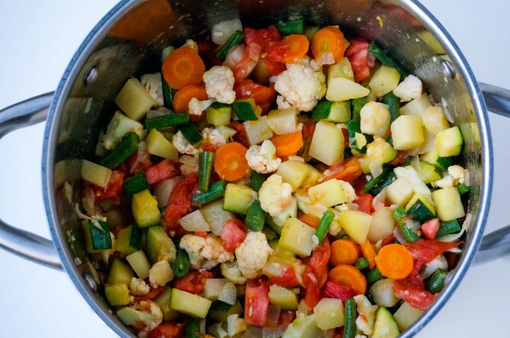 суп минестроне настоящий итальянский рецепт