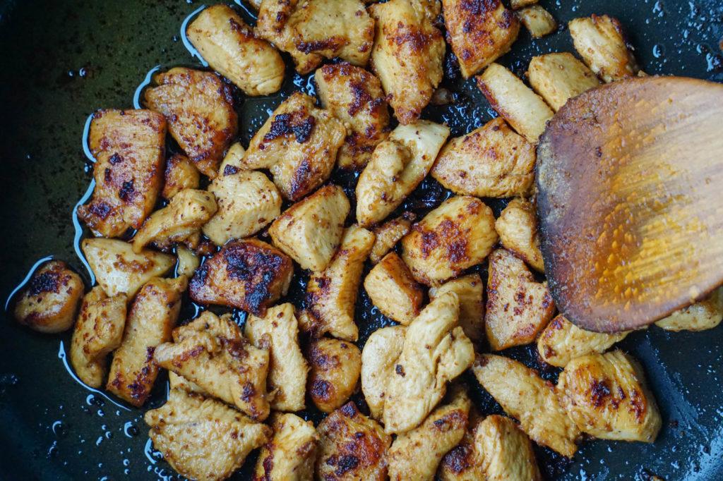 курица в маринаде из текилы и лайма